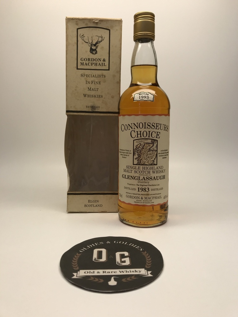 Glenglassaugh 1983 70cl 40% G&M
