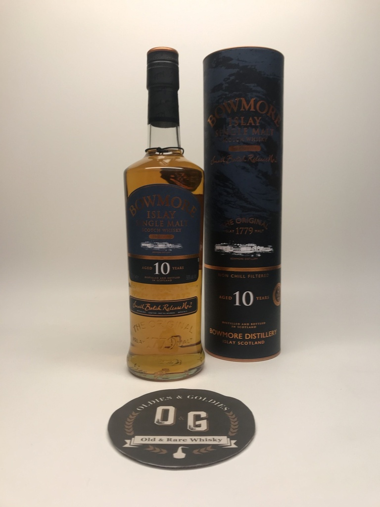 Bowmore Tempest Batch 2 56% 70cl