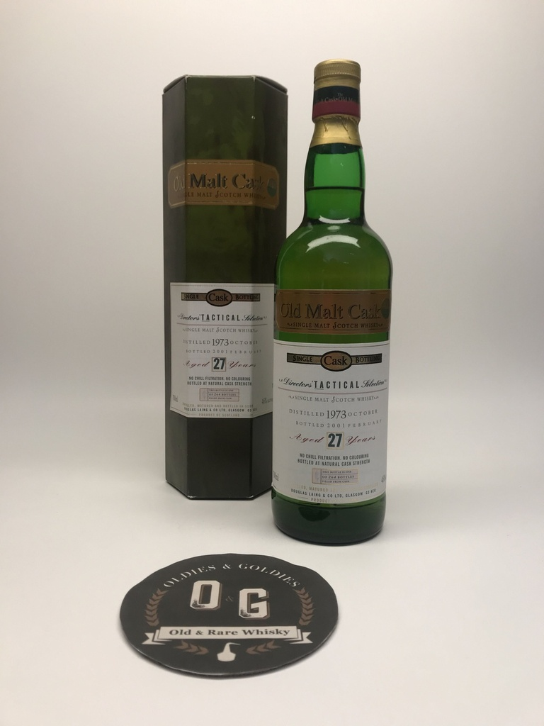 Tactical OMC 1973 27y 46% 70cl