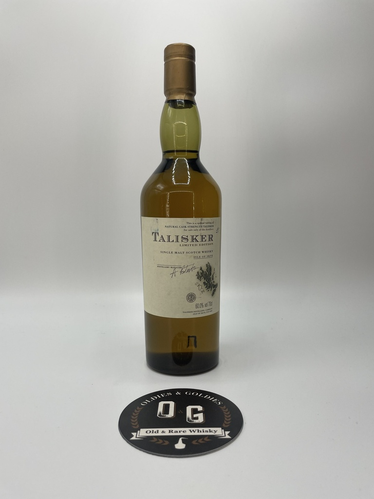 Talisker (Distillery Only 1of 350) 60% 70cl